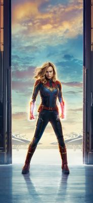 Brie Larson:Captain Marvel